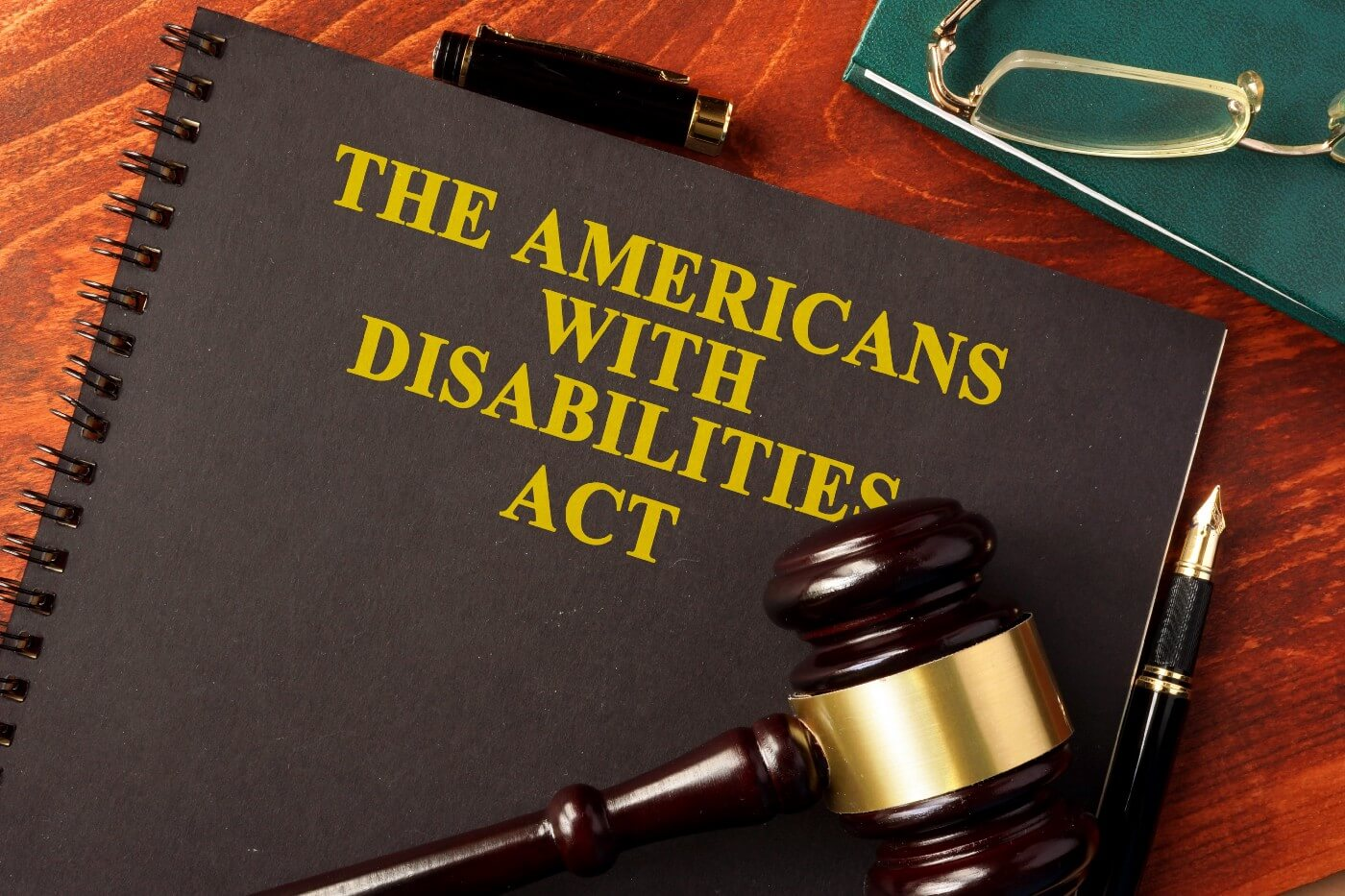 The Americans With Disabilities Act and a judge hammer